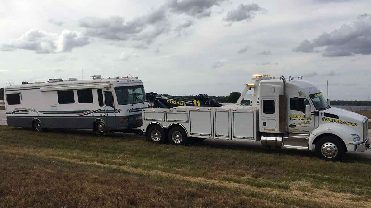 RV Towing Lakeland FL