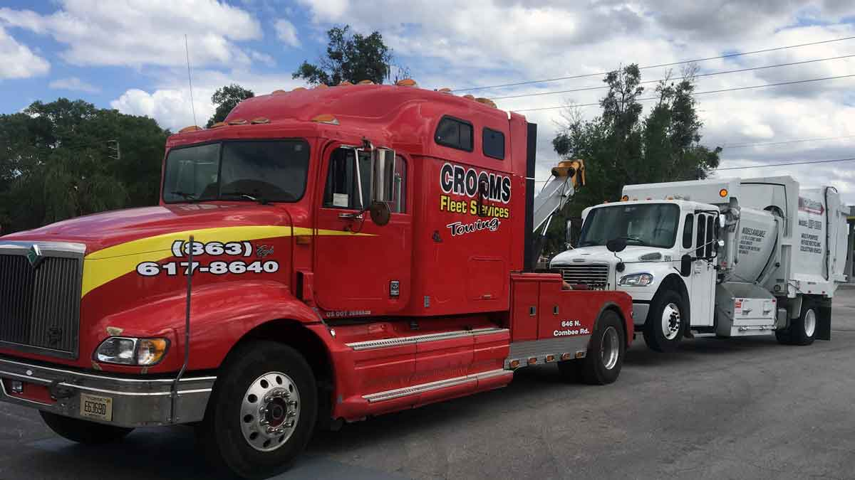 heavy duty towing Lakeland FL